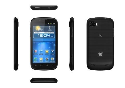 """中兴通讯宣布配备英特尔制造的""""Atom""""的Android智能手机""""中兴Grand X IN""""! 9月在欧洲推出"""