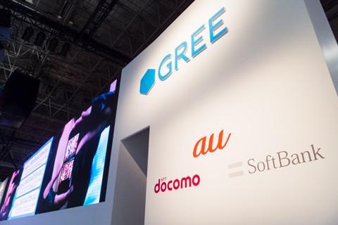 2012年东京电玩展:GREE展台展示了大量社交游戏,随着智能手机性能的提升而加速[报告]