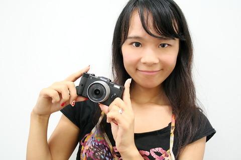 いつでもどこにでも持ち歩きたいカメラ女子にはコレ!超小型のナノ一眼「PENTAX Q」【女性が選ぶ小型ミラーレス一眼】