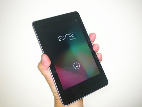 19,800円で買えるASUS製GoogleブランドのAndroid 4.1タブレット「Nexus 7」を実際に使ってみた!プリインストールコンテンツも紹介【レビュー】