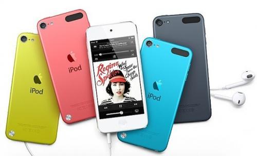 Apple、新らしい「iPod touch」および「iPod nano」を本日10月9日から販売開始