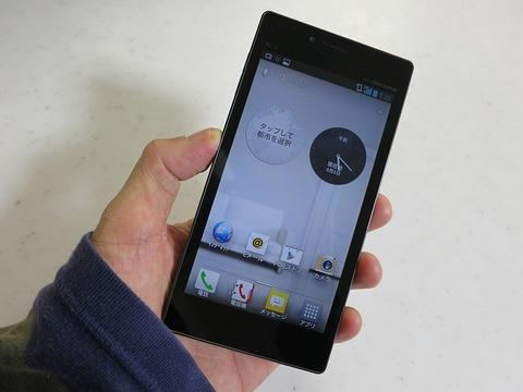 NTTドコモ、クアッドコアCPUや2GBメモリー搭載の超ハイスペックスマホ「Optimus G L-01E」を10月19日に発売予定!10月12日から事前予約開始