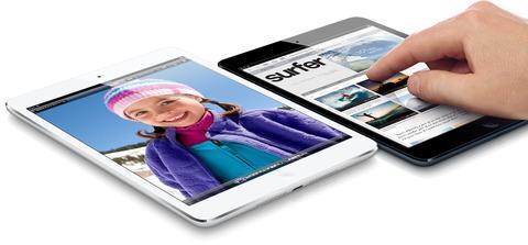 Apple、7.9インチの小型タブレット「iPad mini」とスペック強化した第4世代「iPad」を発表!国内ではKDDIおよびSBMから発売