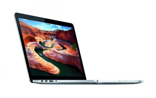 こんどはRetinaだ! 13.3インチのMacBook Pro登場!Thunderbolt搭載
