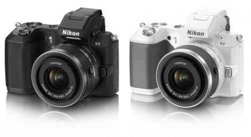 操作性、高速性能が進化した、世界最小・最軽量レンズ交換式アドバンストカメラ「Nikon 1 V2」、Nikon 1専用スピードライト「SB-N7」を発売