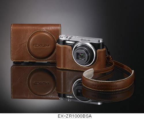 カシオ、デジカメ「EXILIM」の発売10周年記念限定モデル「EX-ZR1000BSA」を発売