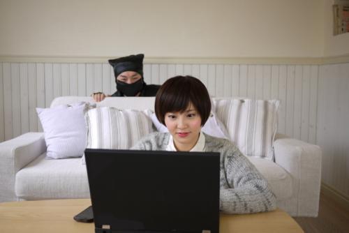 日常に潜むインターネットのセキュリティリスクを写真で表現してみた