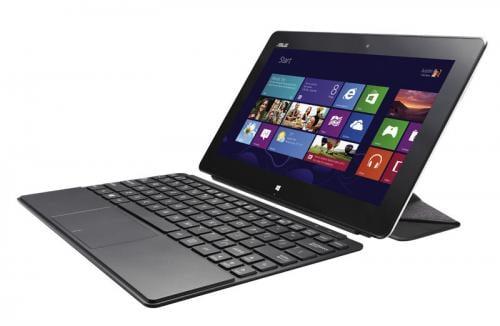 580gのWin8タブレット ASUSがClover Trail搭載Windows 8タブレットを発表