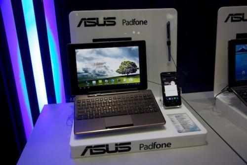 スマホとタブレットは融合するか?  ASUSのPadFone 2に見るデバイスの今後【デジ通】