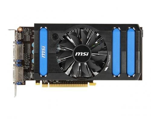 風量2割増しのグラボ  MSIのGeForce GTX 650 Ti搭載アーマーファンモデルが発売