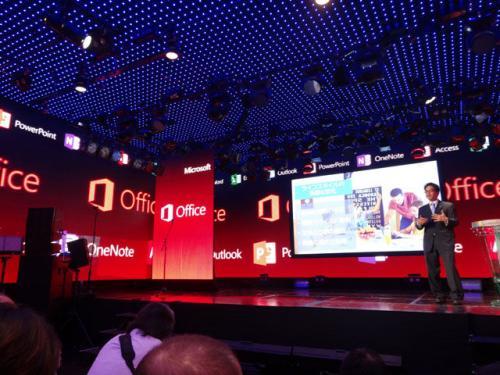 新OfficeとWindows 8で価値が倍増 発売記念記者発表会レポート【デジ通】
