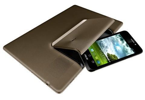 【スマートフォンとしてもタブレットとしても使える!SIMロックフリーの画期的な合体スマホ「PadFone 2」特集】