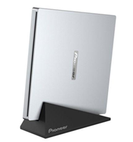 スロットインタイプのBDライター パイオニアよりMac向けのライティング対応BDドライブ