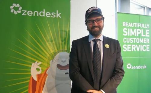 日本チームの増強をはかる!米Zendesk CEOミッケル スヴェーン 氏が語る日本市場への意気込み