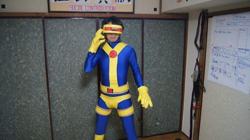 X-MEN最終話-究極の社会適合(MEGWIN TV)