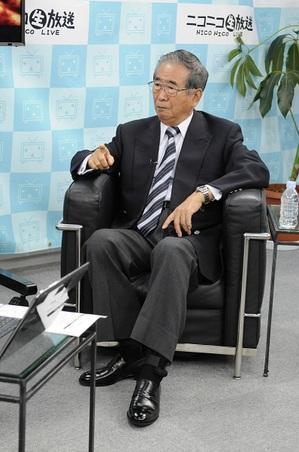 石原慎太郎東京都知事「大手出版社のアニメエキスポ震災でパーになった。ざまあみろ」