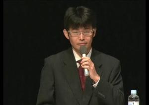 元検事・市川寛氏(2011年5月23日)