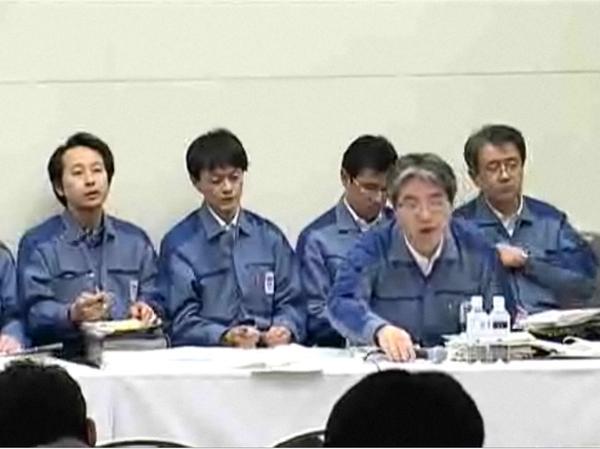 松本純一原子力・立地本部長代理