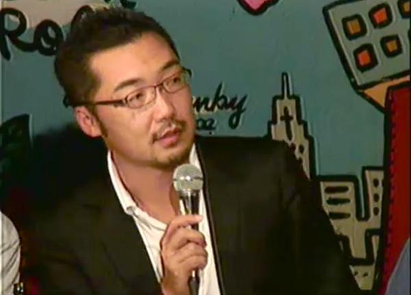 ジャーナリストの上杉隆氏