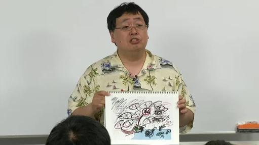 大塚英志氏