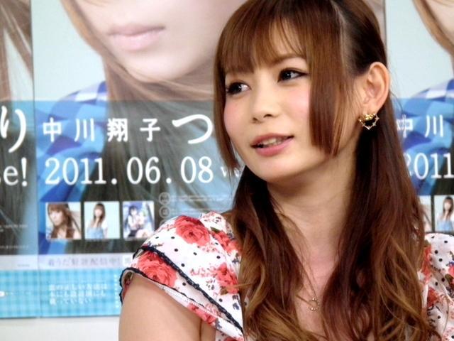 ニコニコ生放送のスペシャル番組に出演した中川翔子さん
