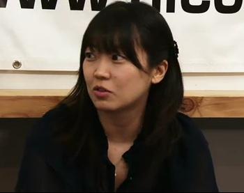 セックスワーカー支援団体の要友紀子氏