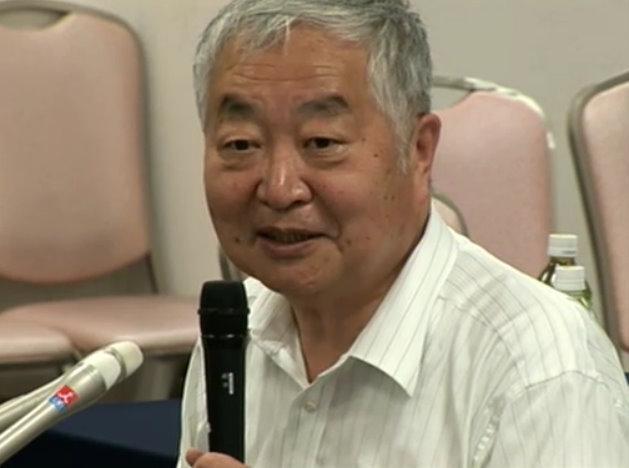 「事故調査・検証委員会」の畑村洋太郎委員長
