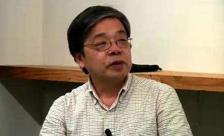 経済学者の池田信夫氏
