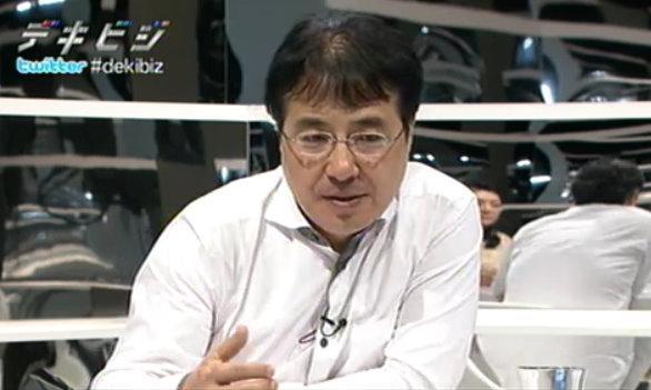 環境エネルギー政策研究所所長の飯田哲也氏