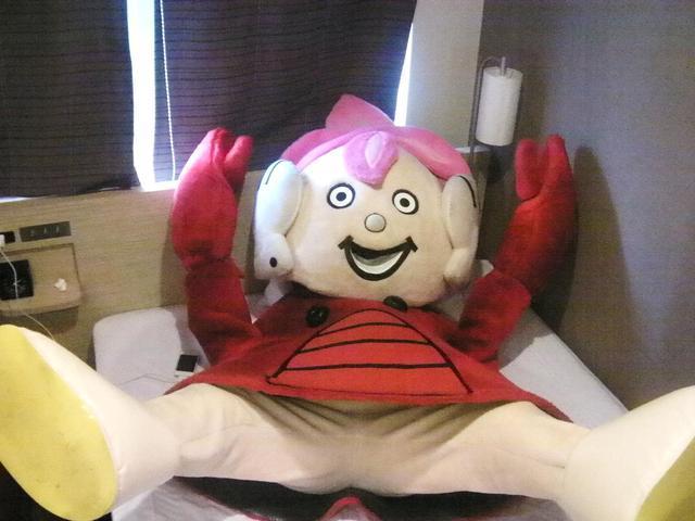 都内ホテルに滞在中のまんべくん、隠された裏側の魅力を紐解く
