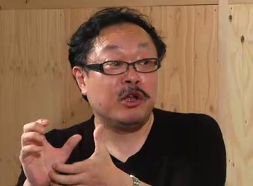 番組のゲスト・編集家の竹熊健太郎氏