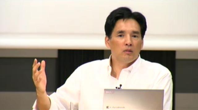 「政府のマネージメントの失敗を東電に負わせるか、考えるべき」と語る堀義人氏