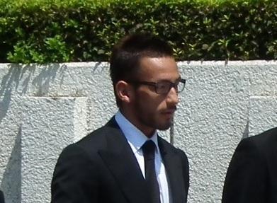 松田選手とユース時代から日本代表でチームメートだった中田英寿さん