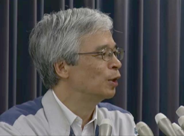 寺坂信昭原子力安全・保安院長