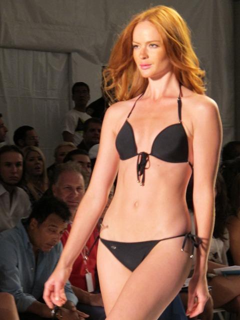 メルセデスベンツ・ファッション・ウィーク マイアミ・スイム2012