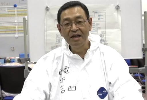 福島第1原発・吉田昌郎所長