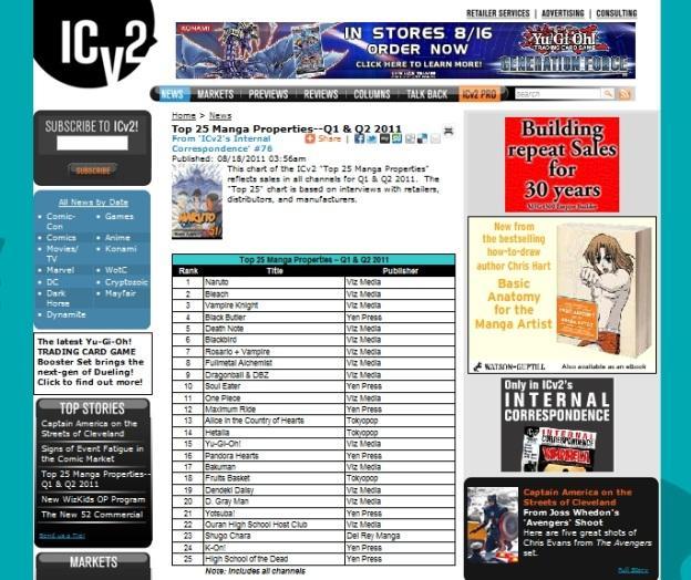 ICv2の公式サイトに掲載されたリポート