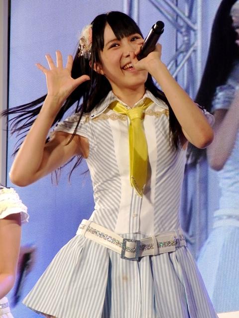 「キャラホビ」でライブを行ったSKE48