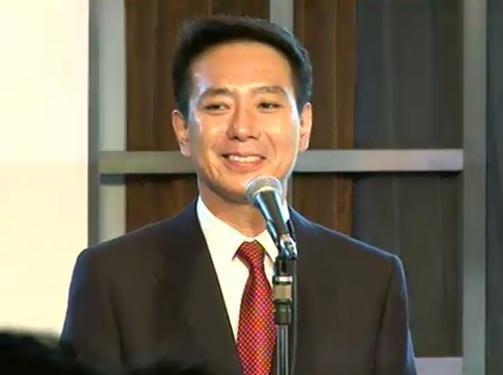 前原誠司氏(2011年8月29日)
