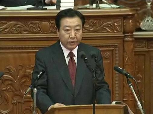 野田佳彦首相