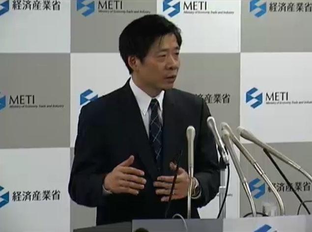 原子力安全・保安院の深野弘行院長
