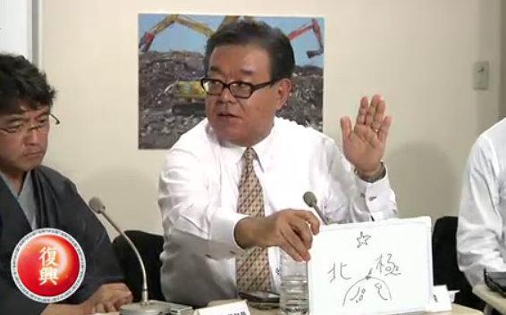 慶應義塾大学環境情報学部長の村井純教授