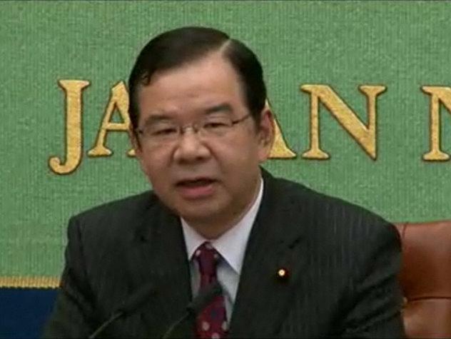日本共産党の志位和夫委員長