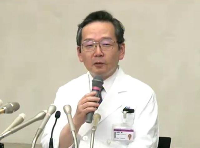 日本医科大付属病院の本間博医師