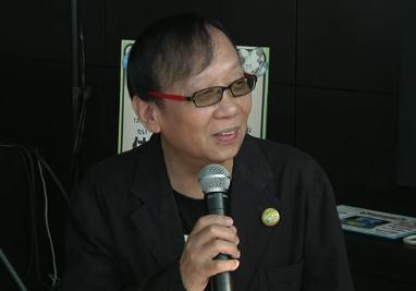「ドラゴンクエスト」シリーズを手がけるゲームデザイナーの堀井雄二さん