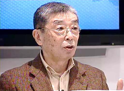 元北海道警察釧路方面本部長の原田宏二氏