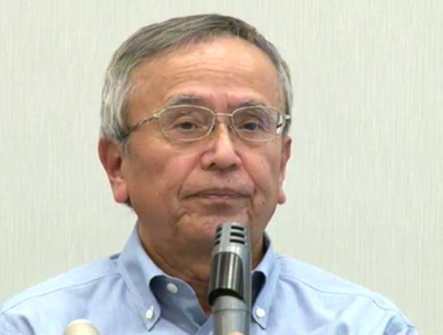 「足利事件」の時効延長を訴えた菅家利和さん