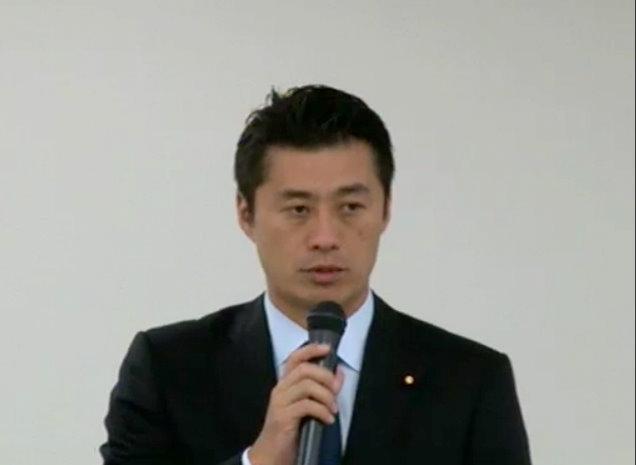 細野豪志原発事故担当相