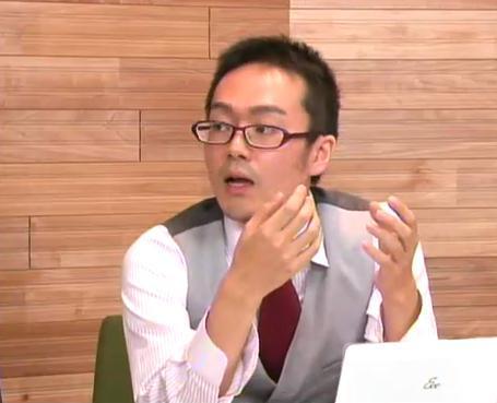 塚越健司氏