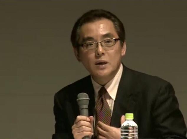 群馬大学の片田敏孝教授